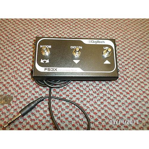 Digitech FS3X / FS3XV Selector Footswitch