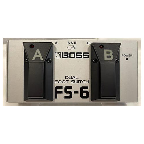 Boss FS6 Dual Footswitch Sustain Pedal