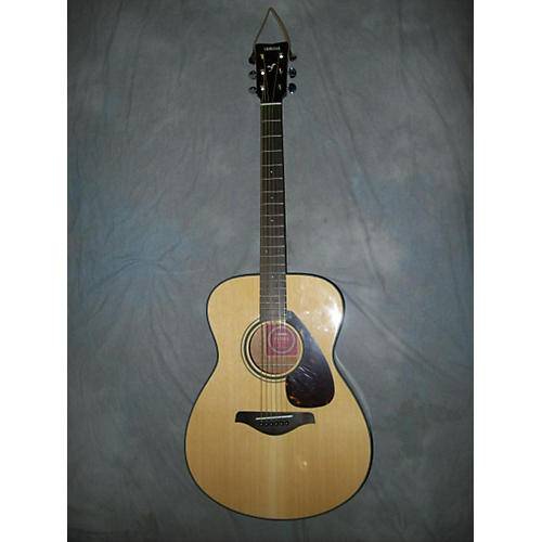 Yamaha FS700S Natural Acoustic Guitar