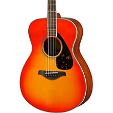 FS820 Small Body Acoustic Guitar Autumn Burst