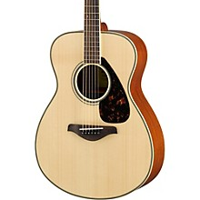 FS820 Small Body Acoustic Guitar Natural