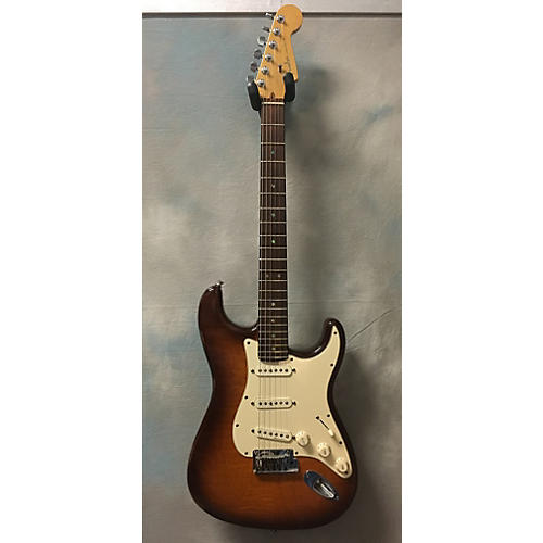 Fender FSR American Deluxe Stratocaster Solid Body Electric Guitar
