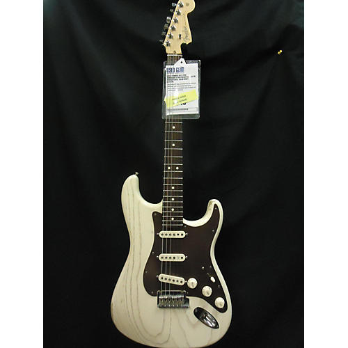 Fender FSR American Stratocaster Rustic Ash Solid Body Electric Guitar