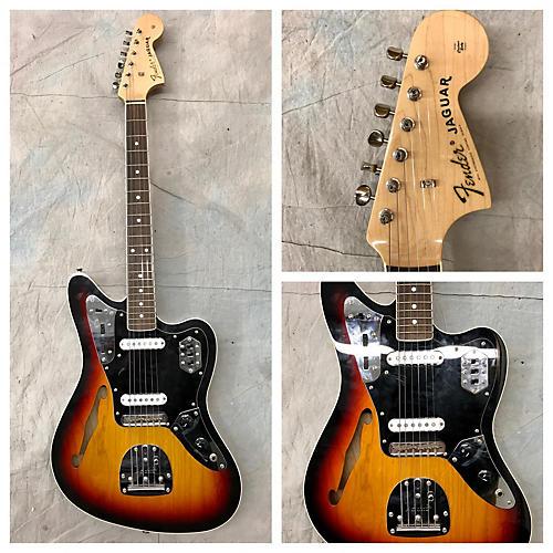 used fender fsr thinline jaguar hollow body electric guitar guitar center. Black Bedroom Furniture Sets. Home Design Ideas