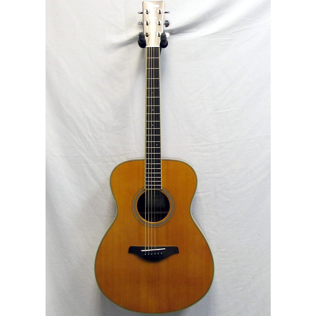 Yamaha FSTA TransAcoustic Concert Acoustic Electric Guitar