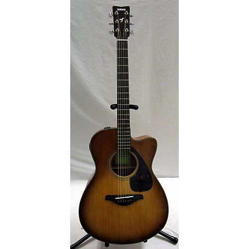 Yamaha FSX800C Acoustic Electric Guitar