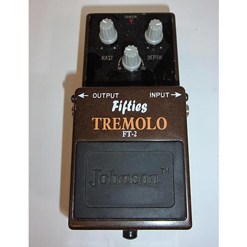 Johnson FT-2 FIFTIES TREMOLO Effect Pedal