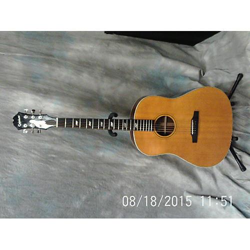 Epiphone FT-79AN TEXAN Natural Acoustic Guitar