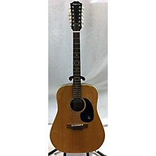Epiphone FT160N TEXAN 12 12 String Acoustic Guitar