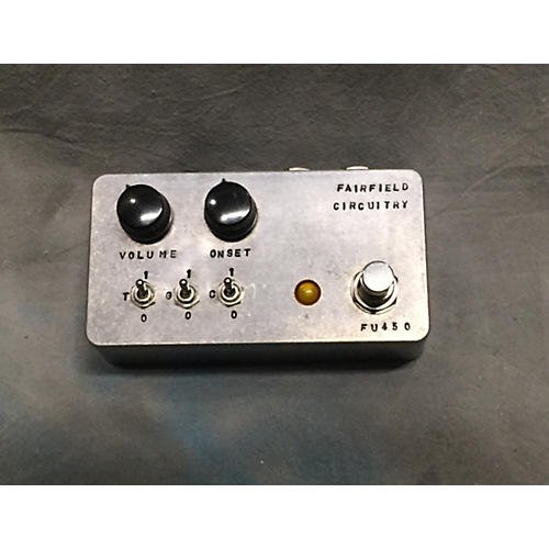 In Store Used FU450 Effect Pedal