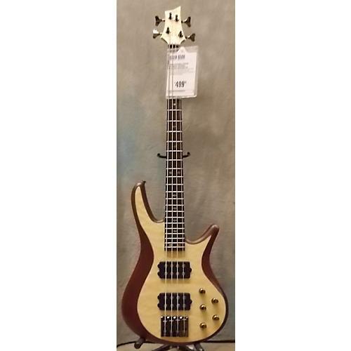 Mitchell FUSION FB700QNT Electric Bass Guitar