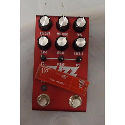 Jackson Audio FUZZ Modularb Fuzz Effect Pedal