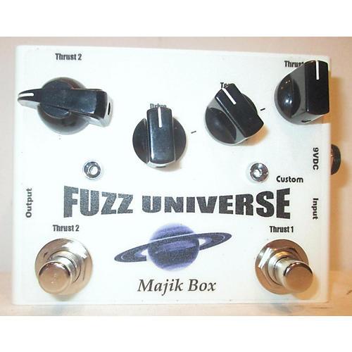 Majik Box FUZZ UNIVERSE Effect Pedal