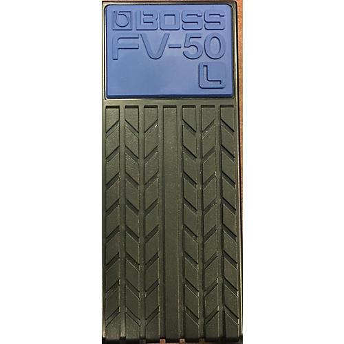 Boss FV500L Stereo Volume Pedal