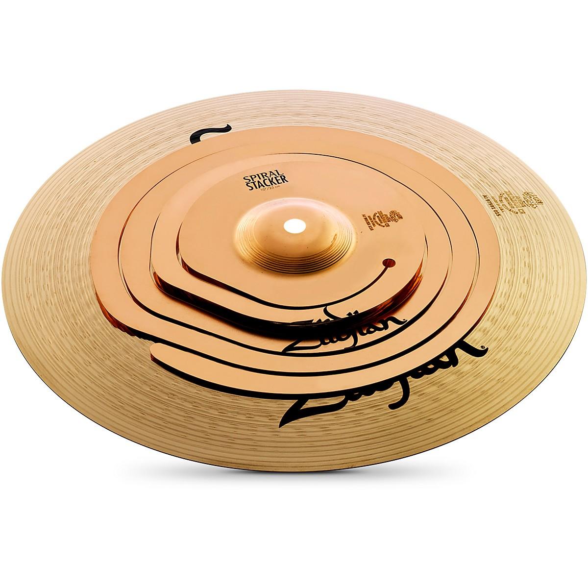Zildjian FX Series Spiral Stacker Cymbal