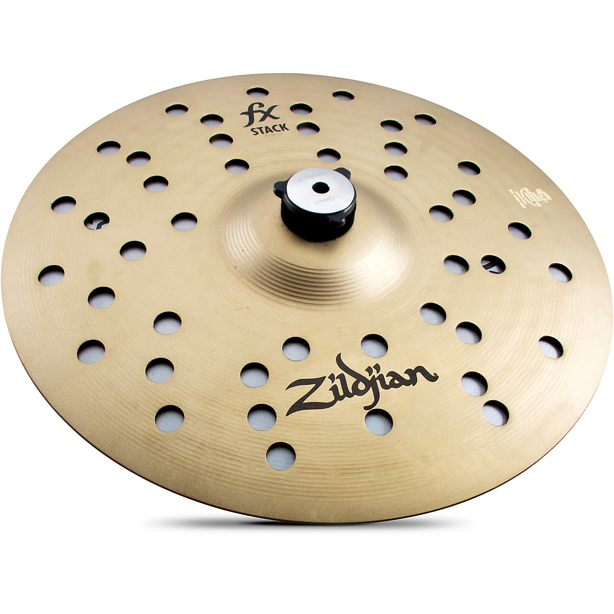 Zildjian FX Stack Cymbal Pair with Cymbolt Mount