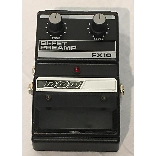 DOD FX10 BI-FET Guitar Preamp