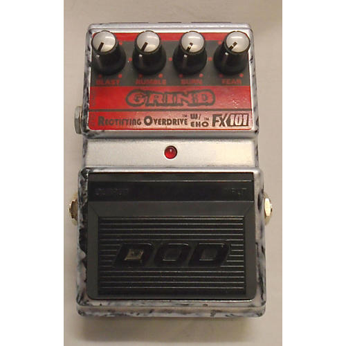 used dod fx101 grind effect pedal guitar center. Black Bedroom Furniture Sets. Home Design Ideas