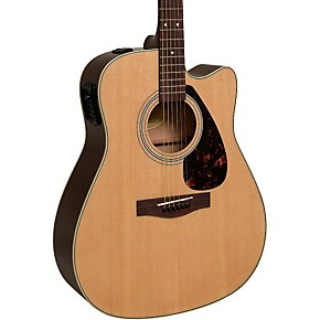 yamaha fx335c dreadnought acoustic electric guitar guitar center. Black Bedroom Furniture Sets. Home Design Ideas