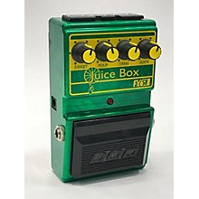 DOD FX51 JUICE BOX Effect Pedal