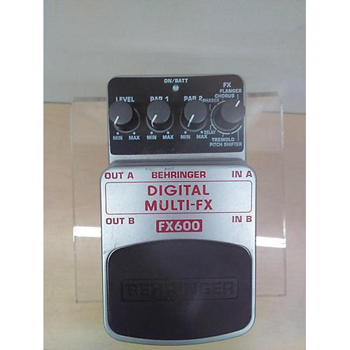Behringer FX600 Effect Processor