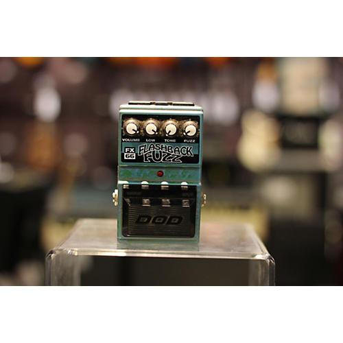 DOD FX66 Flashback Fuzz Effect Pedal