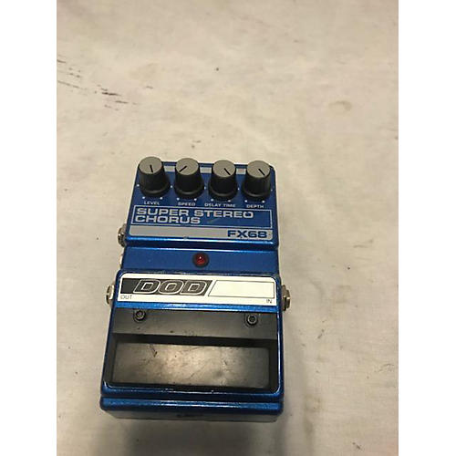 DOD FX68 SUPER CHORUS Effect Pedal