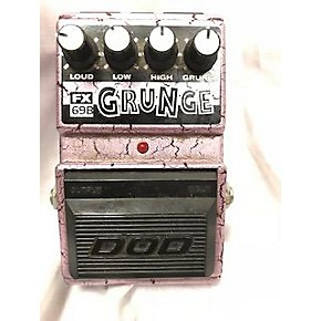 used dod fx69b grunge distortion effect pedal guitar center. Black Bedroom Furniture Sets. Home Design Ideas