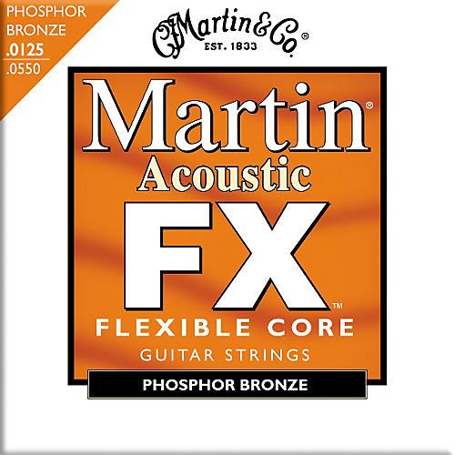 Martin FX745 Light-Medium Phosphor Bronze Acoustic Guitar Strings