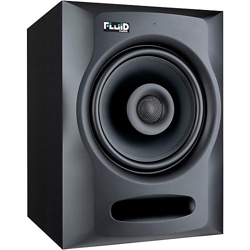 fluid audio fx80 powered studio monitor guitar center. Black Bedroom Furniture Sets. Home Design Ideas