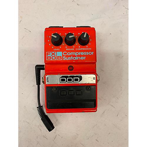 DOD FX80B Bass Effect Pedal