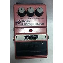 DOD FX82 Bass Compressor Effect Pedal