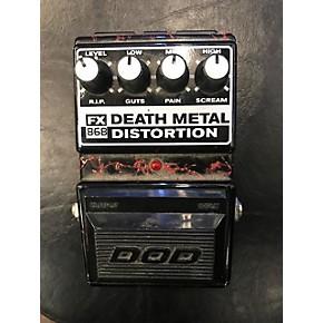 used dod fx86 death metal effect pedal guitar center. Black Bedroom Furniture Sets. Home Design Ideas