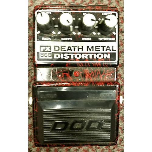 used dod fx86b death metal effect pedal guitar center. Black Bedroom Furniture Sets. Home Design Ideas