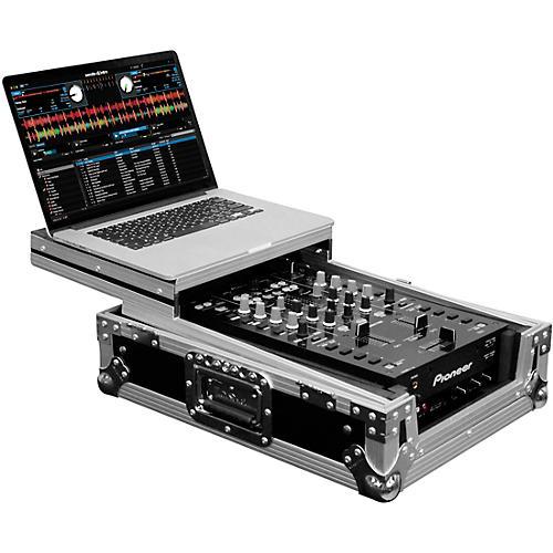 Odyssey FZGS10MX1 Universal 10 in. Format DJ Mixer Case With Glide Platform