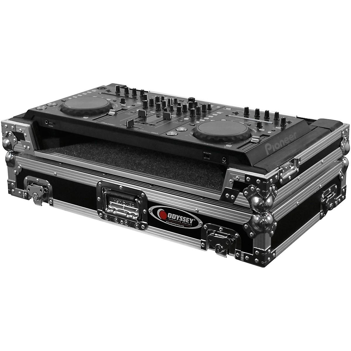 Odyssey FZPIXDJR1BL Pioneer XDJ-R1 DJ Controller Case