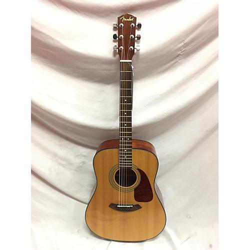 used fender fa125ce acoustic electric guitar natural guitar center. Black Bedroom Furniture Sets. Home Design Ideas