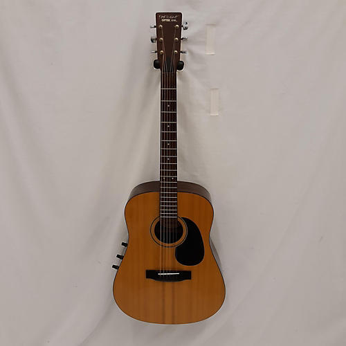 used fretlight fa200 acoustic guitar natural guitar center. Black Bedroom Furniture Sets. Home Design Ideas