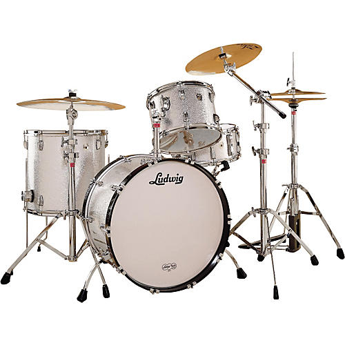 ludwig fab 4 classic maple drum set with 22 kick guitar center. Black Bedroom Furniture Sets. Home Design Ideas