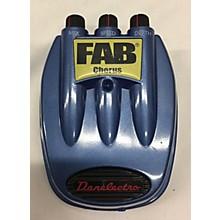 Danelectro Fab Chorus Effect Pedal