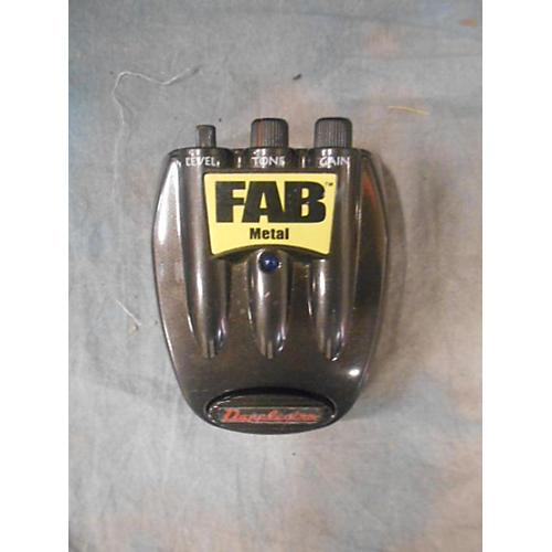 Danelectro Fab Metal Black Effect Pedal