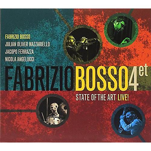 Alliance Fabrizio Quartet Bosso - State Of The Art: Live