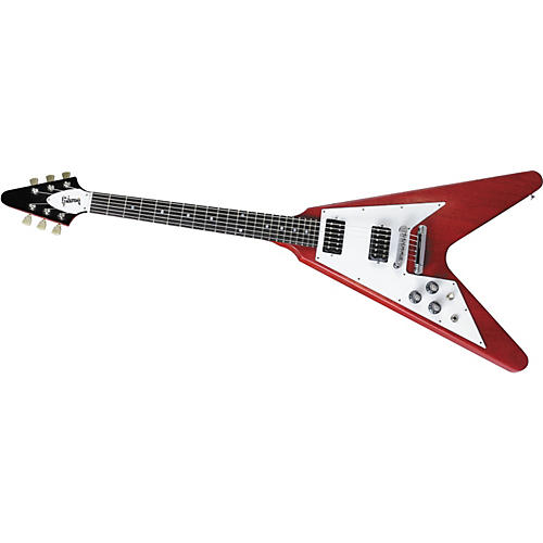 Gibson Faded Flying V Electric Guitar Left-Handed