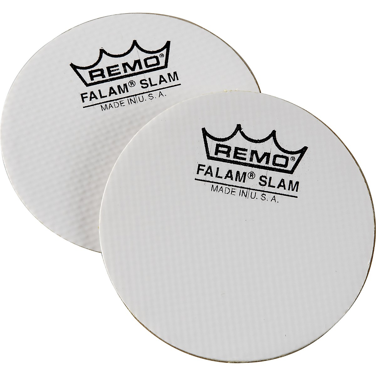 Remo Falam Slam Pad Kevlar Bass Drum Patch (2 Pack)