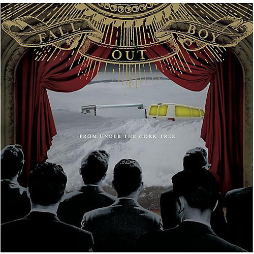 Alliance Fall Out Boy - From Under The Cork Tree