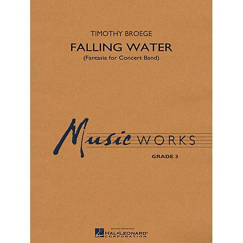 Hal Leonard Falling Water Concert Band Level 3