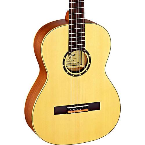 Ortega Family Series R121-7/8 7/8 Size Classical Guitar