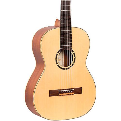 Ortega Family Series R121-7/8-L 7/8 Size Classical Guitar