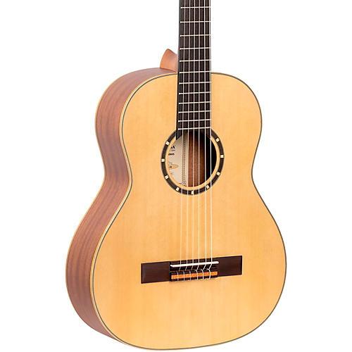 Ortega Family Series R121L-3/4 3/4 Size Left-Handed Classical Guitar
