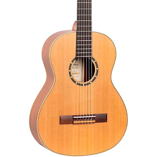 Ortega Family Series R122L-3/4 3/4 Size Left-Handed Classical Guitar